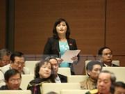 Deputies urge healthy, effective development of press