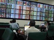 Vietnamese shares up on consumer confidence