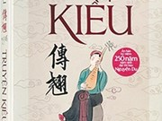Tale of Kieu published in Nom script