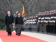 President hails growing trade ties, friendship with Germany on visit
