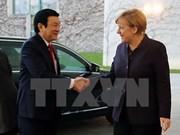 Vietnam treasures strategic partnership with Germany