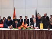 Vietjet, Lufthansa sign technical service agreement