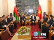 Vietnam, Belarus forge ties in national security