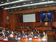 Cambodian parliament passes 4.6 bln USD for 2016 state budget