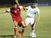 Hoang Anh Gia Lai win U21 Football Tournament