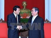 Senior Party official receives Vietnam-Japan special ambassador