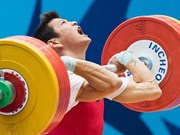 Three Vietnamese lifters heading to Rio