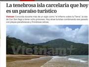 Argentine newspaper spotlights Con Dao Islands