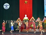 Lao Embassy hosts banquet on National Day