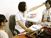 Poor eyesight affecting gifted, urban Vietnamese students