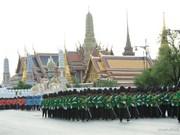 Birthday greetings to Thai King