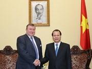Deputy PM affirms support of International Investment Bank reform
