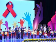 Charity art programme raises funds for HIV/AIDS patients