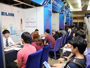 RoK enterprises hold recruitment day in HCM City