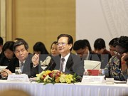 Prime Minister attends Vietnam Development Partnership Forum