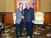 Vietnam, Laos work on measures for 2016-2020 cooperation