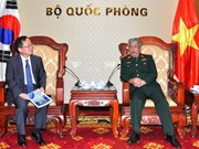 UXO clearance coordination realises Vietnam-RoK agreements