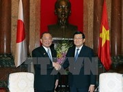 Japan top legislator vows to do more for partnership with Vietnam
