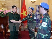RoK experts share peacekeeping experience with Vietnam