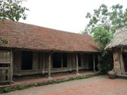 Antique houses in Duong Lam village to be repaired