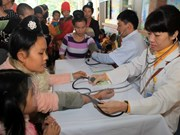 Project improves health of disadvantaged ethnic women, children