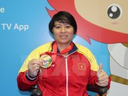 Vietnam comes fourth at ASEAN Para Games
