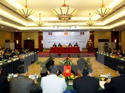 Vietnam, Cambodia, Laos join hands to combat drugs