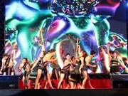 Cambodia-Laos-Vietnam art show opens