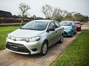 Toyota records positive sales in Vietnam