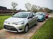 Toyota records positive sales in Vietnam