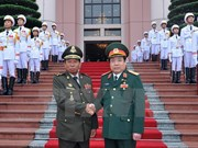 Vietnam, Cambodia sign defence cooperation plan for 2016