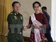 Myanmar: Draft political dialogue framework gets approval