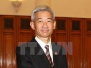 Thai Ambassador awarded friendship insignia