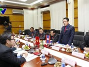 Hanoi, Vientiane youths boost cooperation