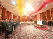 Vietnam People's Army founding anniversary marked in Laos