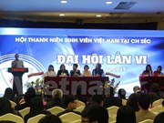 Youth boost Vietnam-Czech ties