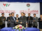 Vietnam helps Laos cover major events
