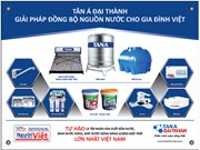 Tan A Dai Thanh establishes plastic affiliate