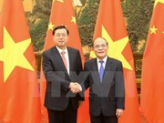 NA Chairman holds talks with Chinese NPC leader