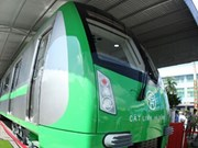 Public gives Hanoi train feedback