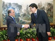 Vietnamese legislative leader visits Hunan province