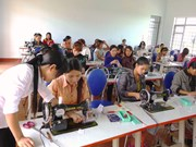 Vietnam to pilot school course