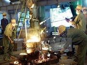 Industrial production index sees five-year record increase