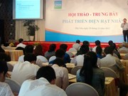 Workshop highlights nuclear development in Vietnam