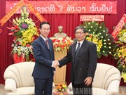 HCM City leader welcomes Lao Consul General