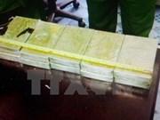 Major drug trafficking ring busted in HCM City