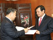 Vietnam, China discuss cooperation in martyr-related issues