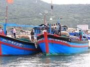 Vietnam Fisheries Society protests China's ramming local fishing boat