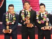 Golden Ball Award 2015 winners announced