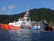 Vietnam enquiring into sinking of fishing boat: official